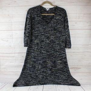 J. Jill Sweater Dress Size M Petite